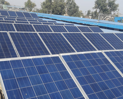 Solar Plant Installation in Alwar