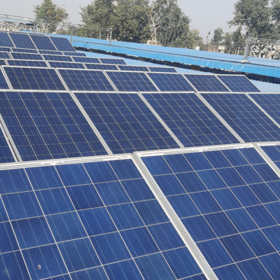 Solar Plant Installation in Alwar