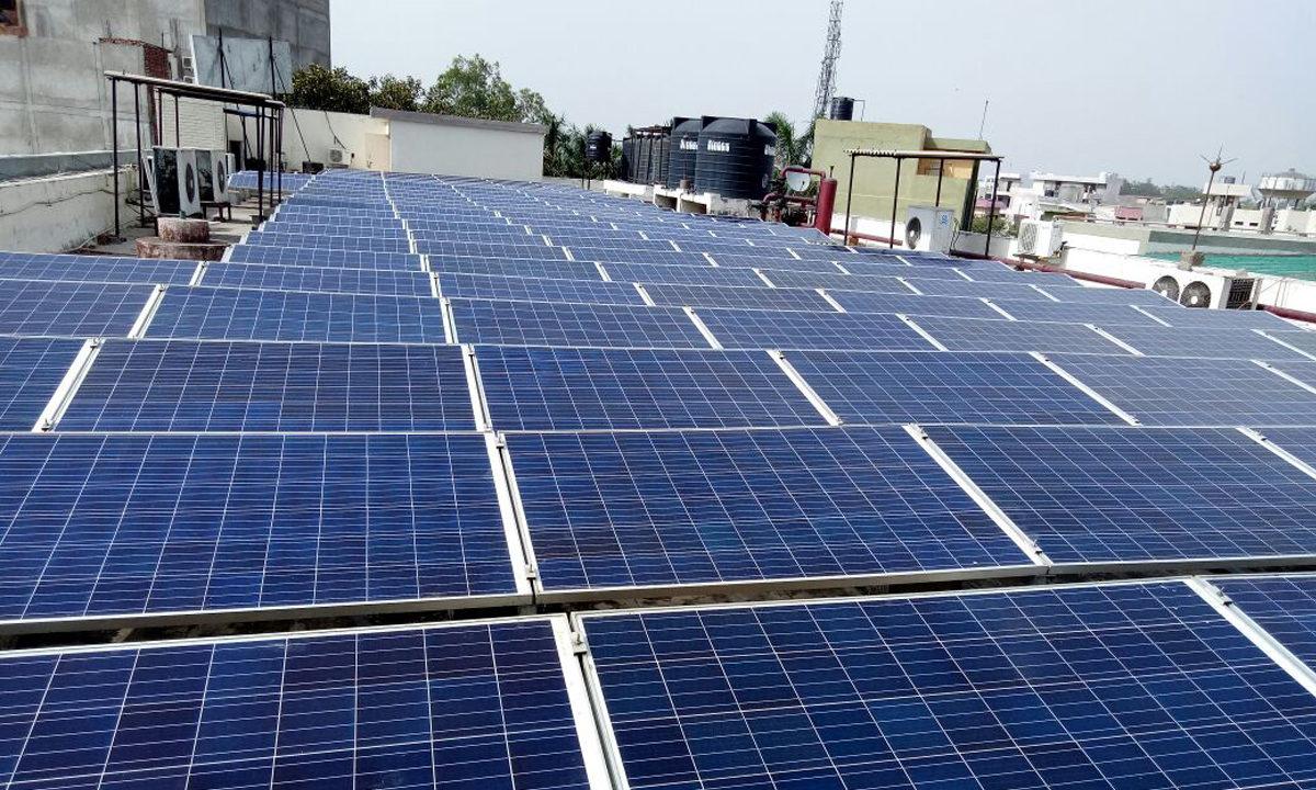 Solar Plant Installation in Meerut