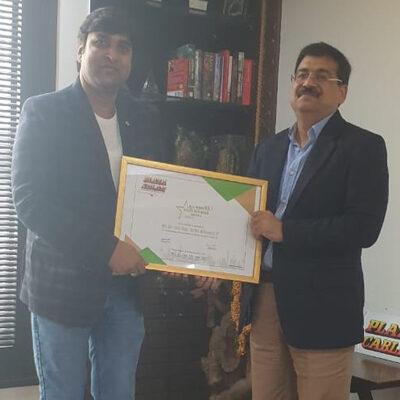 Plaza's No. 1 Distributor All Over India 2020-2021